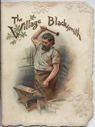 THE VILLAGE BLACKSMITH