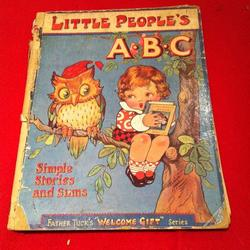 LITTLE PEOPLE'S ABC