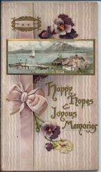 HAPPY HOPES & JOYOUS MEMORIES
