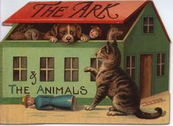 THE ARK & THE ANIMALS