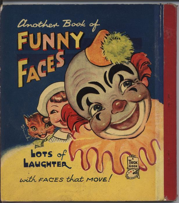 ANOTHER BOOK OF FUNNY FACES