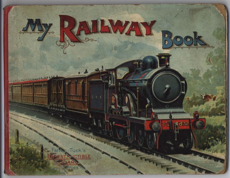 MY RAILWAY BOOK