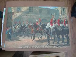 MOUNTING GUARD AT WHITEHALL