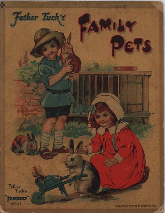FATHER TUCK'S FAMILY PETS