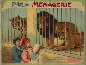FATHER TUCK'S MENAGERIE