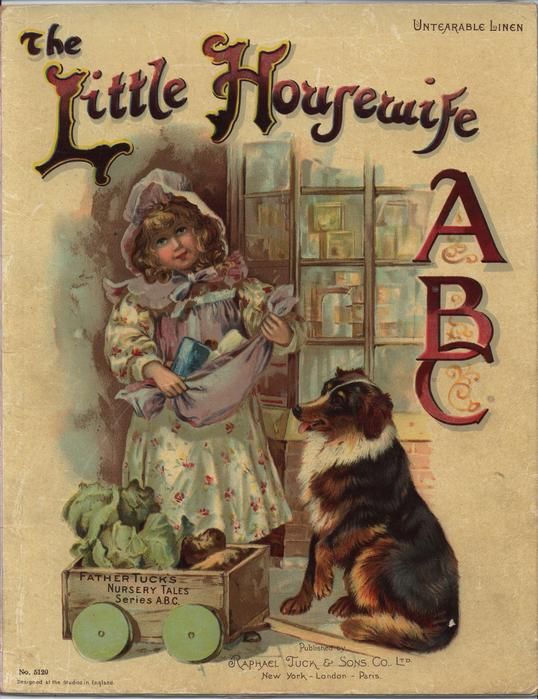 THE LITTLE HOUSEWIFE ABC