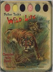WILD LIFE PAINTING BOOK