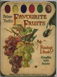 FAVOURITE FRUITS PAINTING BOOK
