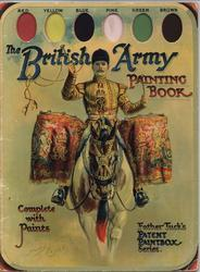 THE BRITISH ARMY PAINTING BOOK