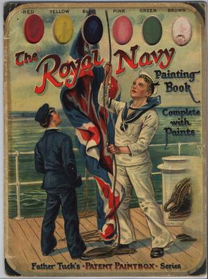 THE ROYAL NAVY PAINTING BOOK