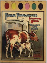 FARM FAVORITES PAINTING BOOK