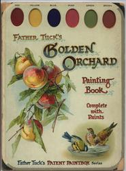 GOLDEN ORCHARD PAINTING BOOK
