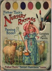 NURSERY RHYMES PAINTING BOOK
