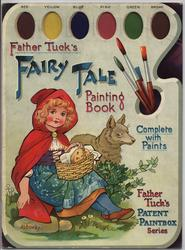 FAIRY TALE PAINTING BOOK