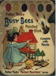 BUSY BEES PAINTING BOOK