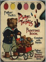 PLAY-THINGS PAINTING BOOK