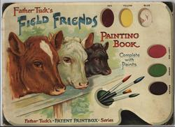 FIELD FRIENDS PAINTING BOOK