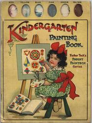KINDERGARTEN PAINTING BOOK
