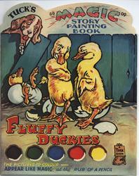 FLUFFY DUCKIES