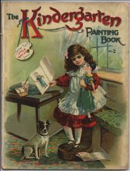 THE KINDERGARTEN PAINTING BOOK