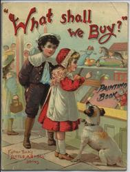 WHAT SHALL WE BUY? PAINTING BOOK