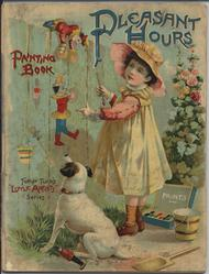 PLEASANT HOURS PAINTING BOOK