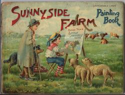 SUNNYSIDE FARM PAINTING BOOK