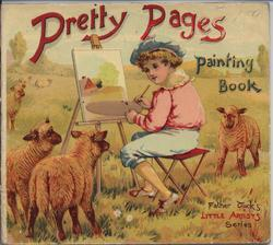 PRETTY PAGES DRAWING BOOK