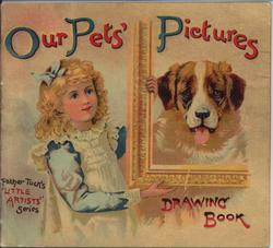 OUR PETS' PICTURES DRAWING BOOK