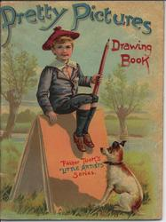 PRETTY PICTURES DRAWING BOOK