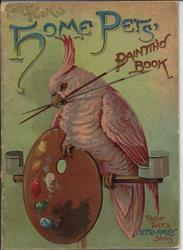 FATHER TUCK'S HOME PETS PAINTING BOOK