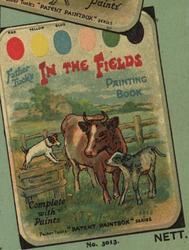 FATHER TUCK'S IN THE FIELDS PAINTING BOOK