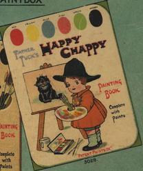 HAPPY CHAPPY PAINTING BOOK