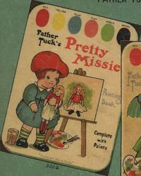 PRETTY MISSIE PAINTING BOOK