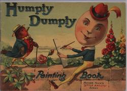 HUMPTY DUMPTY PAINTING BOOK