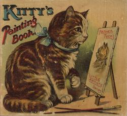 KITTY'S PAINTING BOOK