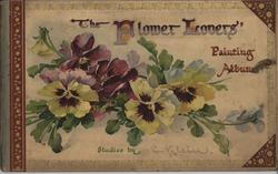 THE FLOWER LOVERS' PAINTING ALBUM