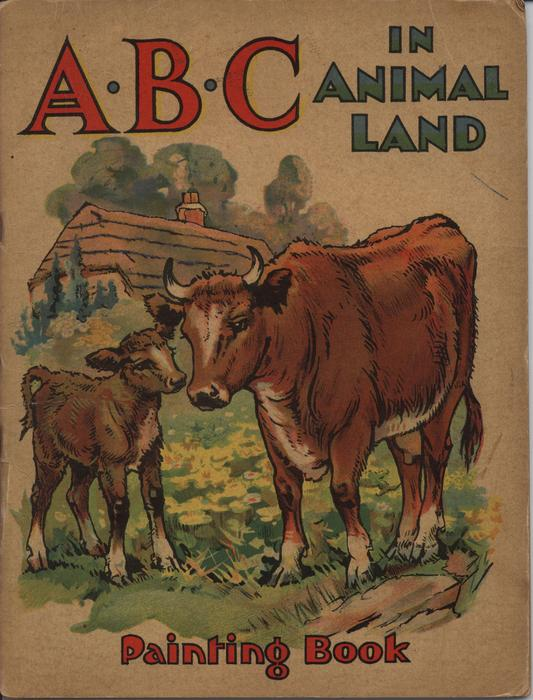 ABC IN ANIMAL LAND