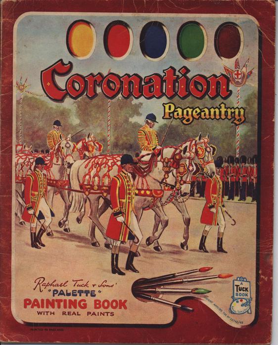 CORONATION PAGEANTRY