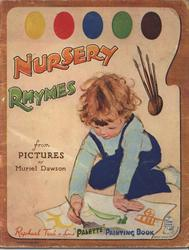 NURSERY RHYMES FROM PICTURES BY MURIEL DAWSON