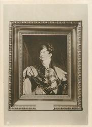 MOSAIC PORTRAIT OF KING GEORG IV