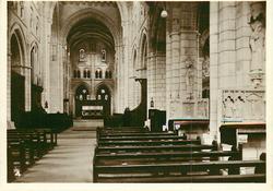 THE ABBEY CHURCH, INTERIOR