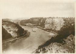 RIVER AVON AND SEA-WALLS
