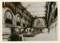 A GENERAL VIEW IN THE MAIN HALL, CANADIAN PAVILION, B.E.E.