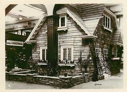 HOUSE BUILT OF BRITISH COLUMBIA TIMBER