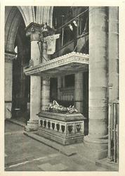 TOMB OF EDWARD, THE BLACK PRINCE