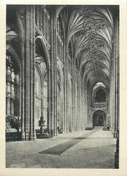 THE NAVE-LOOKING EAST