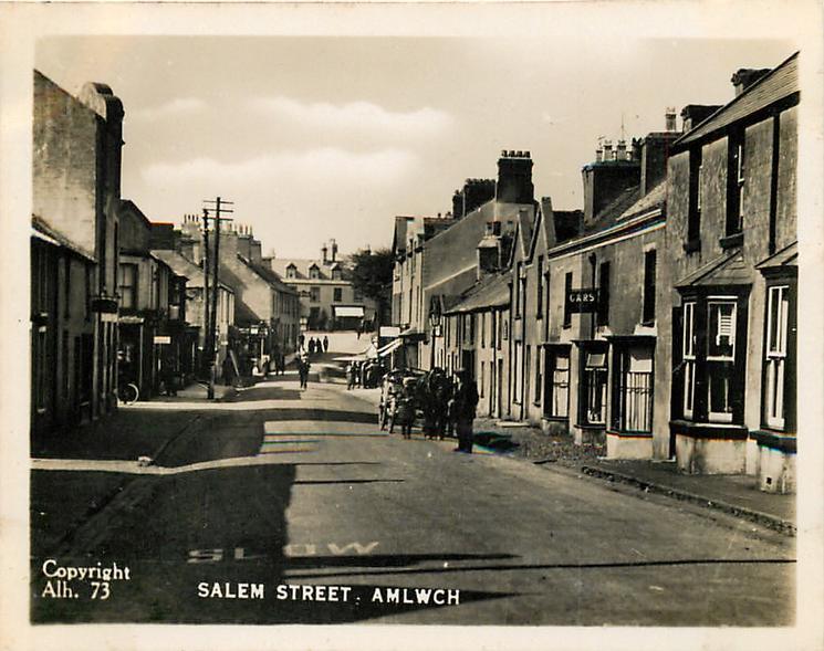 SALEM STREET, AMLWCH