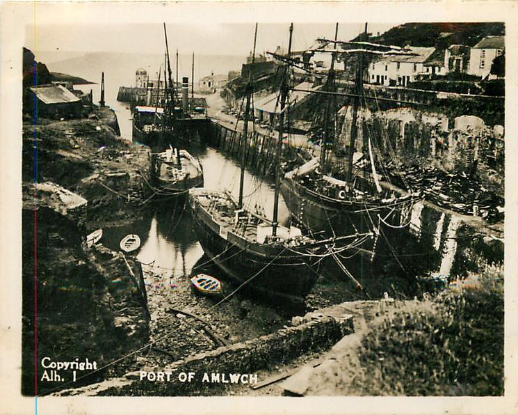 PORT OF AMLWCH
