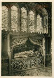BISHOP OLDHAM'S TOMB, EXETER CATHEDRAL